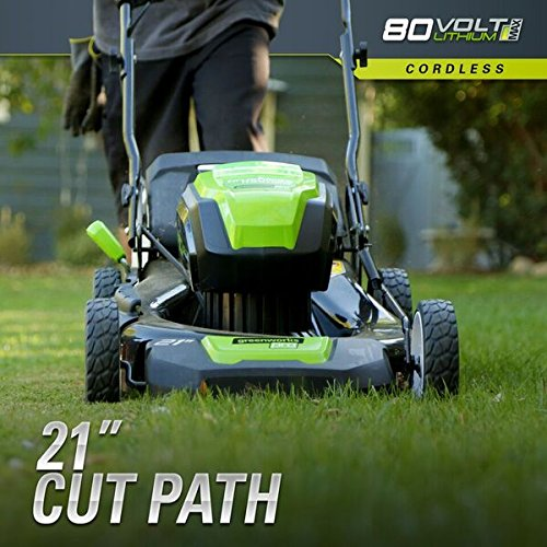 Greenworks 21 Inch Lawn Mower