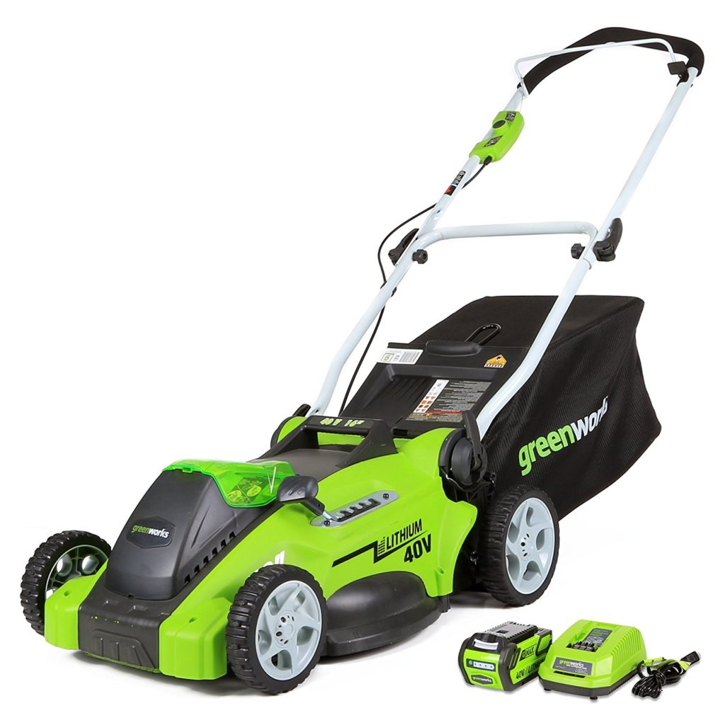 Greenworks 25322 Lawn Mower