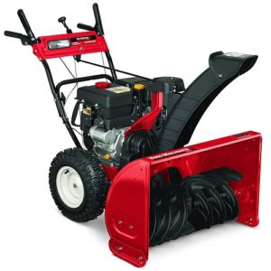 Yard Machin Gas Snow Thrower
