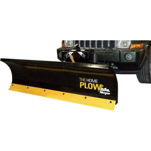 Meyer snow plow blade