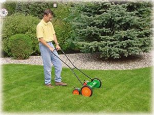 Scotts Reel Lawn Mower