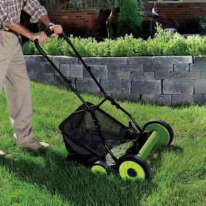Sun Joe Reel Lawn Mower