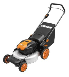 Worx electric Lawn mower