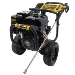 Delwalt 4200 PSI Pressure Washer - best gas pressure washer