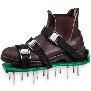 Green Toolz Aerator Shoes- lawn aerator shoes