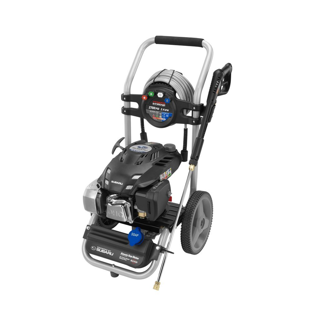 Powerstroke Pressure Washer Best 3100 Vs Psi 3000 Gas Washer