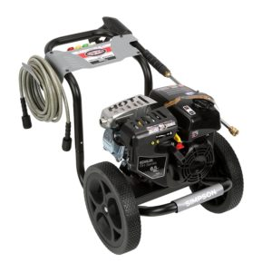 SIMPSON 3000 PSI Gas Pressure Washer