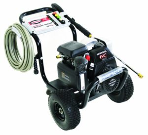 SIMPSON 3100 PSI Gas Pressure Washer