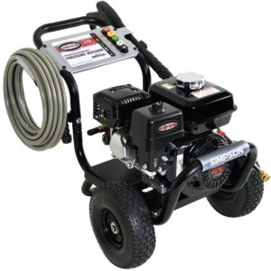 Simpson 3200 PSI Presssure washer - Honda pressure washer